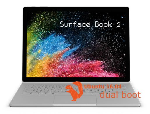 edb3159b391 How to install Ubuntu 16.04 on Surface Book 2 - TurluCode